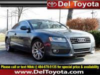Used 2011 Audi A5 2.0T Prestige For Sale in Thorndale, PA | Near West Chester, Malvern, Coatesville, & Downingtown, PA | VIN: WAU3FAFR7BA073013