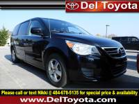 Used 2011 Volkswagen Routan SE For Sale in Thorndale, PA   Near West Chester, Malvern, Coatesville, & Downingtown, PA   VIN: 2V4RW3DG7BR691623