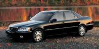 Pre-Owned 2003 Acura RL Automatic