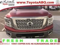 2016 Nissan Titan XD Platinum Reserve Diesel Truck Crew Cab