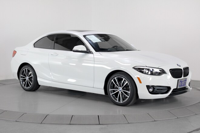 Photo Pre-Owned 2019 BMW 2 Series 230xi xDrive Coupe Coupe for sale in Beaverton