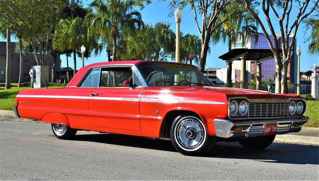 Photo 1964 Chevrolet Impala SS
