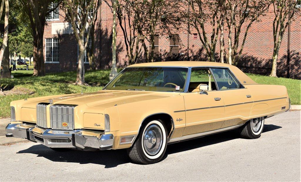 Photo 1978 Chrysler NEW Yorker