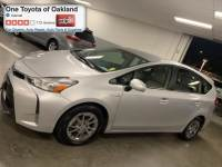 Pre-Owned 2017 Toyota Prius v STD Wagon in Oakland, CA