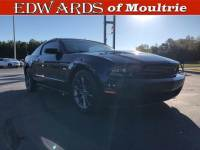 Pre-Owned 2012 Ford Mustang 2dr Cpe V6