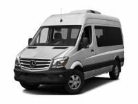 2016 Mercedes-Benz Sprinter Normal Roof Passenger Van