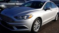 2017 Ford Fusion SE Sedan iVCT