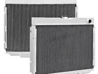 68-73 Dodge Radiator Alum