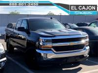 Used 2017 Chevrolet Silverado 1500 For Sale at Subaru of El Cajon | VIN: 1GCRCREC8HZ339005