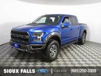 Pre-Owned 2017 Ford F-150 Raptor Crew Cab Shortbox for Sale in Sioux Falls near Brookings