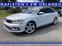 Used 2017 Volkswagen Jetta GLI in Orlando, Fl.