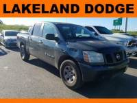 Pre-Owned 2007 Nissan Titan XE