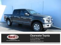 Used 2017 Ford F-150 XLT (XLT 4WD SuperCrew 5.5 Box) Truck SuperCrew Cab in Clearwater