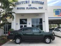 2003 Chevrolet Avalanche Tow Package Leather 4x4 4WD BOSE CD AUX