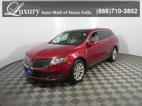 Pre-Owned 2015 Lincoln MKT EcoBoost SUV for Sale in Sioux Falls near Brookings