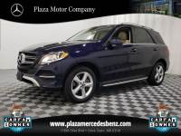 Pre-Owned 2019 Mercedes-Benz GLE GLE 400 SUV in Creve Coeur MO
