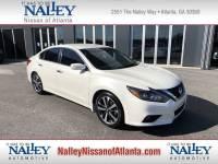 Pre-Owned 2016 Nissan Altima 2.5 SR Sedan in Atlanta GA
