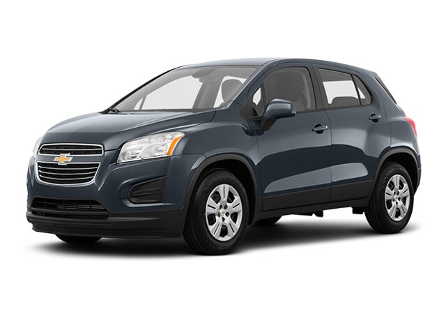 Photo Used 2016 Chevrolet Trax LT in Harlingen, TX