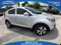 Used 2013 Kia Sportage EX| For Sale in Sanford, FL | KNDPC3A25D7463000 Winter Park