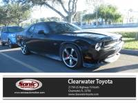Used 2012 Dodge Challenger SRT8 392 (2dr Cpe SRT8 392) Coupe in Clearwater