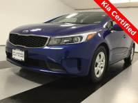 Used 2017 Kia Forte For Sale at Burdick Nissan | VIN: 3KPFL4A71HE042345