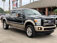 2011 Ford Super Duty F-250 King Ranch Crew Cab 4WD Short Bed