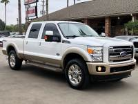 2011 Ford Super Duty F-250 King Ranch 4WD Crew Cab Short Bed