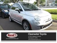 Used 2012 FIAT 500c Lounge (2dr Conv Lounge) Convertible in Clearwater