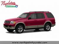 Used 2002 Ford Explorer West Palm Beach