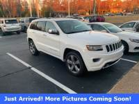 Pre-Owned 2014 Jeep Grand Cherokee Overland 4x2 SUV