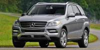 Pre-Owned 2012 Mercedes-Benz M-Class ML 350 BlueTEC SUV