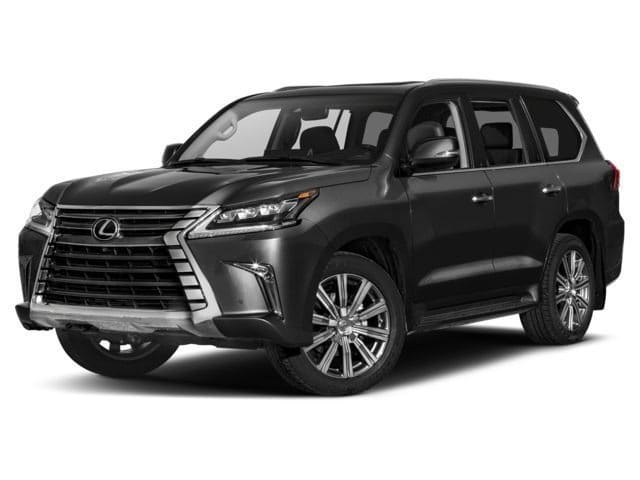 Photo Used 2018 LEXUS LX 570 SUV For Sale in Huntington, NY