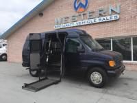 2004 Ford Mobility Van Wheelchair Van