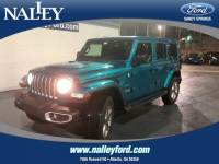 2019 Jeep Wrangler Unlimited Sahara SUV 6