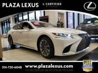 Certified 2019 LEXUS LS 500 Sedan in O'Fallon MO