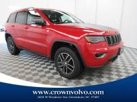 Used 2017 Jeep Grand Cherokee Trailhawk 4x4 For Sale | Greensboro NC | HC612572