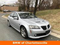 Pre-Owned 2009 Pontiac G8 GT in Charlottesville VA