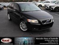 Pre-Owned 2011 Volvo V50 4dr Wgn w/Moonroof