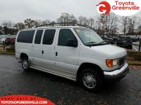Pre-Owned 2007 Ford E-350 Super Duty Wagon Wagon in Greenville SC