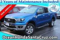 Used 2019 Ford Ranger XLT Crew Cab Pickup For Sale in Soquel near Aptos, Scotts Valley & Watsonville