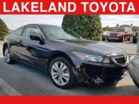 Pre-Owned 2010 Honda Accord Coupe LX-S
