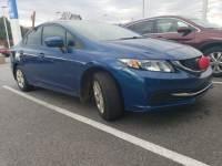Pre-Owned 2015 Honda Civic LX Sedan