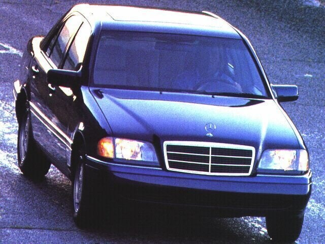 Photo Used 1997 Mercedes-Benz C-Class Base in Harlingen, TX