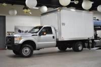 2016 Ford Super Duty F-350 DRW Box Truck XLT