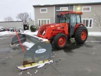 Used 2002 Kubota 4x4 Diesel Tractor M-8200