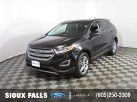 Certified Pre-Owned 2016 Ford Edge Titanium SUV for Sale in Sioux Falls near Vermillion