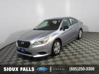 Pre-Owned 2017 Subaru Legacy 2.5i Sedan for Sale in Sioux Falls near Brookings