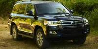 Pre-Owned 2017 Toyota Land Cruiser Base