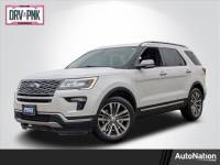 2018 Ford Explorer Platinum