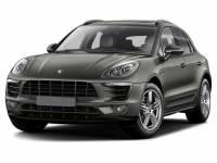 Certified 2018 Porsche Macan SUV